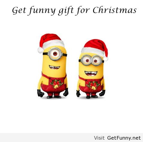 christmas minion wallpaper funny discovered by thefunny - Minion Christmas Wallpaper