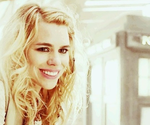 doctor who and billie piper image