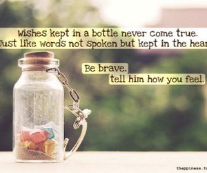 wish, love, and quote image