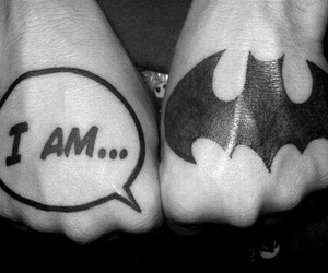 batman, hands, and cool image