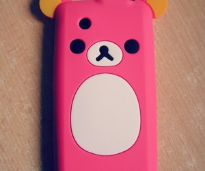 beautiful, teddy bear, and phone cover image