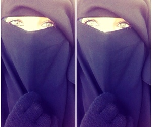 hijab, niqab, and islam image