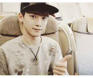 exo, Chen, and exo-m image