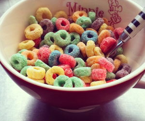 bowl, cereals, and disney image