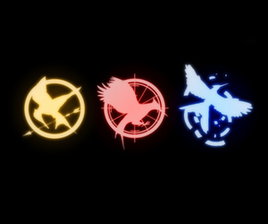 the hunger games, catching fire, and hunger games image