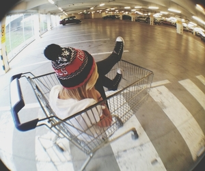 beanie, chill, and dope image