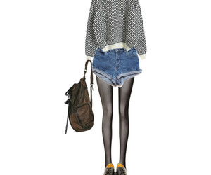 clothes, grunge, and skinny image