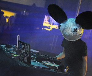 deadmau5, dj, and photography image