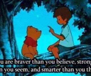 quote, winnie the pooh, and disney image