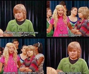 funny, lol, and sharpay image