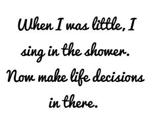 decisions, little, and sing image