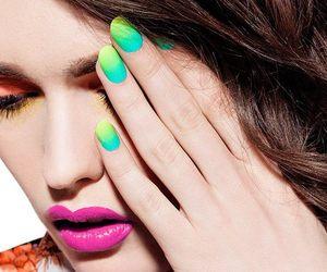 beautiful, nails, and cute image