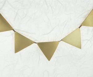 geometric, tribal, and gold image