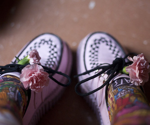 creepers and shoes image