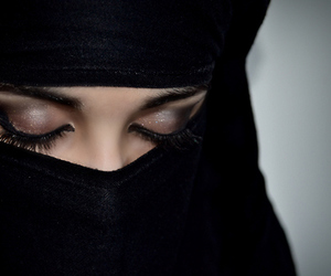 muslim, hijab, and islam image