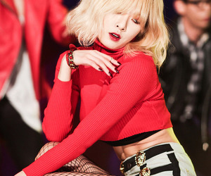 hyuna, troublemaker, and sexy image