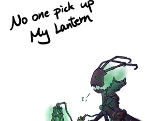 lantern, league of legends, and thresh image