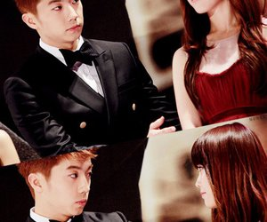 wooyoung, dream high, and iu image