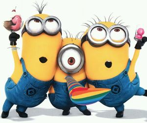 funny, romance, and despicable me 2 image