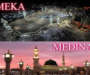 beautiful, islam, and medina image