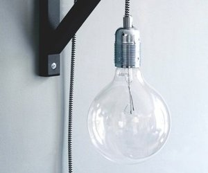 diy, interior, and lamp image