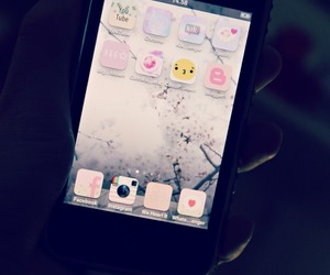 iphone, my, and cute image