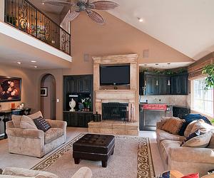 luxury, beautiful, and living room image