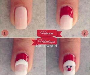 love, christmas, and red image