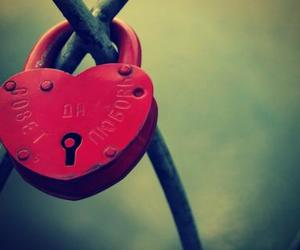 red, lock, and heart image
