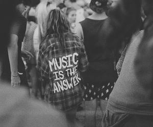 music, answer, and grunge image