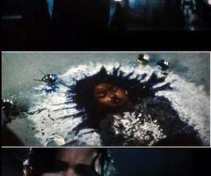 rue, catching fire, and katniss image