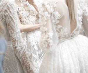 fashion, dress, and fashion show image