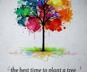 tree and quotes image