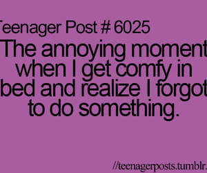 teenager post, comfy, and text image
