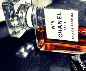 bottle, chanel, and fuel image