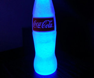 glow in the dark image