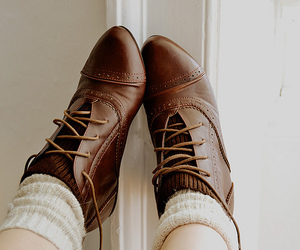 shoes, vintage, and hipster image