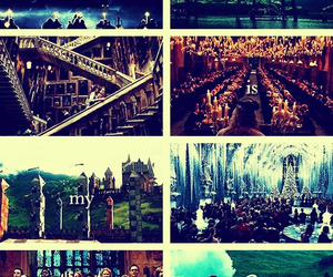 Dream, hogwarts, and home image
