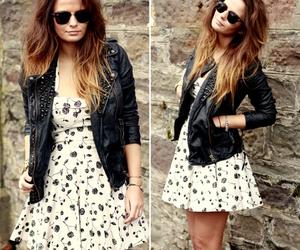 dress and jacket image