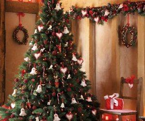 christmas and red image