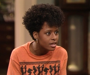 african american, cosby show, and curly image