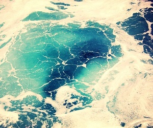 ocean, sea, and blue image