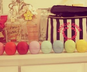 eos, makeup, and girly stuff image