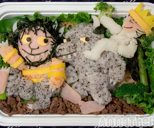 bento, where the wild things are, and cute image