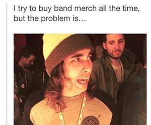 vic fuentes, bands, and pierce the veil image