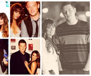 couple, forever, and lea michele image