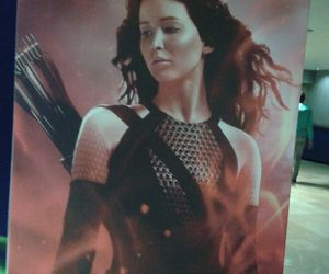catching fire and girl on fire image