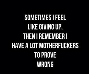 giving up, quotes, and life image