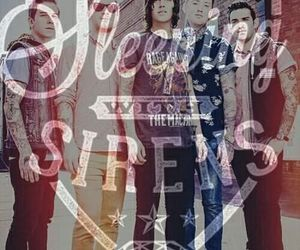 sleeping with sirens and music image