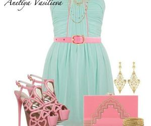 summer dress and hermoso!!! image